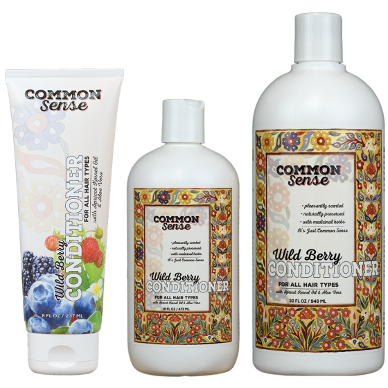 Wild Berry Conditioner - Soap & Bodycare Haircare Conditioner