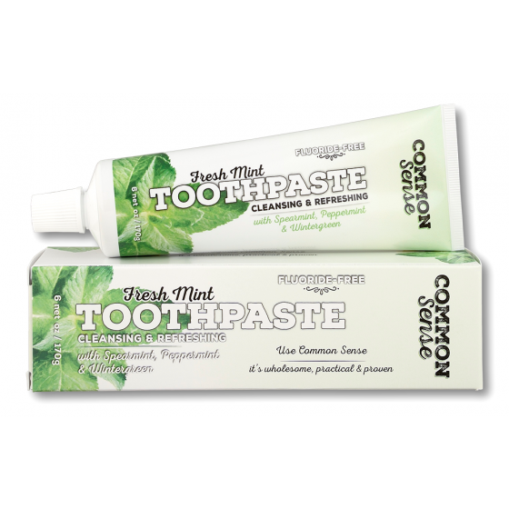 Fresh Mint Toothpaste - Soap & Bodycare Daily Necessities Toothpaste