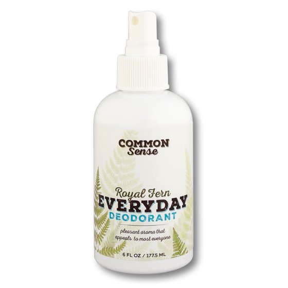 Everyday Royal Fern Deodorant - Soap & Bodycare Daily Necessities Everyday Deodorant