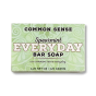 Everyday Spearmint Bar Soap - Soap & Bodycare Soaps & Cleansers Everyday Bar Soap Daily Necessities Everyday Bar Soap Soap & Bodycare Soaps & Cleansers Everyday Bar Soap Daily Necessities Everyday Bar Soap