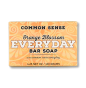 Everyday Orange Blossom Bar Soap - Soap & Bodycare Soaps & Cleansers Everyday Bar Soap Daily Necessities Everyday Bar Soap Soap & Bodycare Soaps & Cleansers Everyday Bar Soap Daily Necessities Everyday Bar Soap