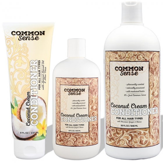 Coconut Cream Conditioner - Soap & Bodycare Haircare Conditioner
